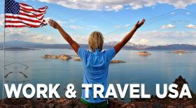 Work and Travel: АҚШ-қа барғыңыз келе ме?