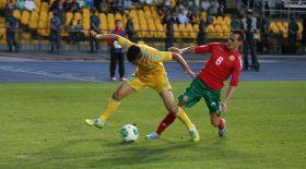 Футболдан Қазақстан құрамасы Болгариямен жолдастық кездесу өткізеді