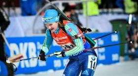 Қазақстандық биатлоншы Галина Вишневская 20-орын алды