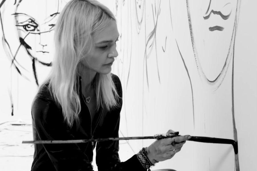 Dior: Әйел суретшілер құрметіне арналған топтама