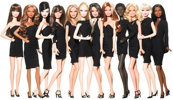 АҚШ қара нәсілді Barbie жасап шығарды