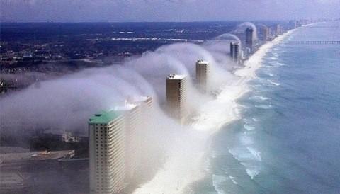 Аспан әлеміндегі цунами