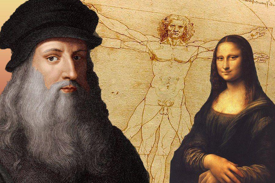 Массагет энциклопедиясы. Леонардо да Винчи