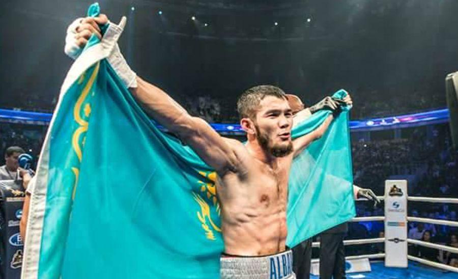 Қазақстандық боксшы WBA Inter-Continental чемпиондық белбеуіне таласады
