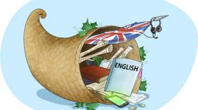 Мектептен тыс ағылшын тілін қайдан үйренуге болады?