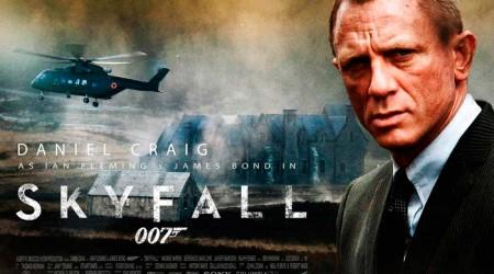 """Бүгін кинотеатрларда – """"007 Скайфолл Координаттары"""""""