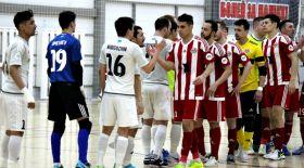Футзалдан УЕФА кубогына Қазақстаннан екі команда қатысады