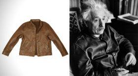 Эйнштейн күртесі қайта шығарылды