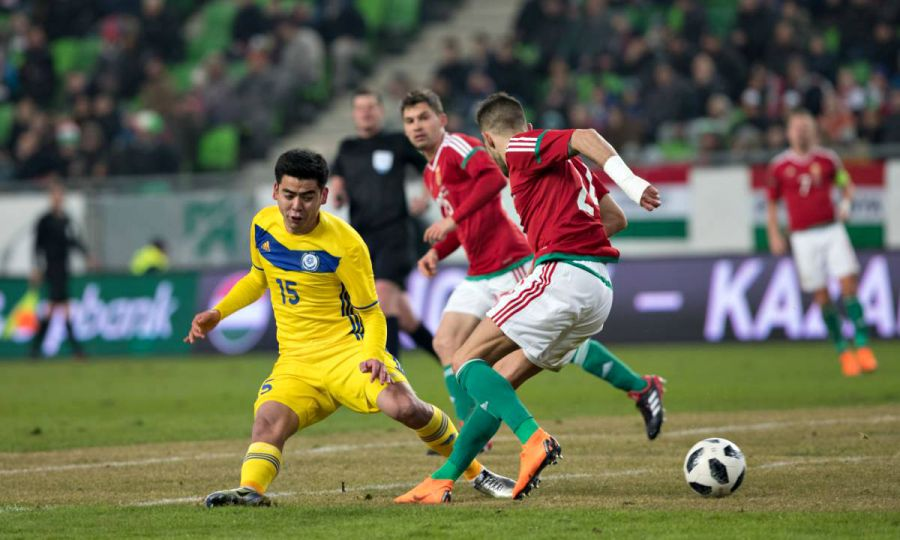 Болгария құрамасы қазақ футболшыларын соңғы секундта сан соқтырып кетті
