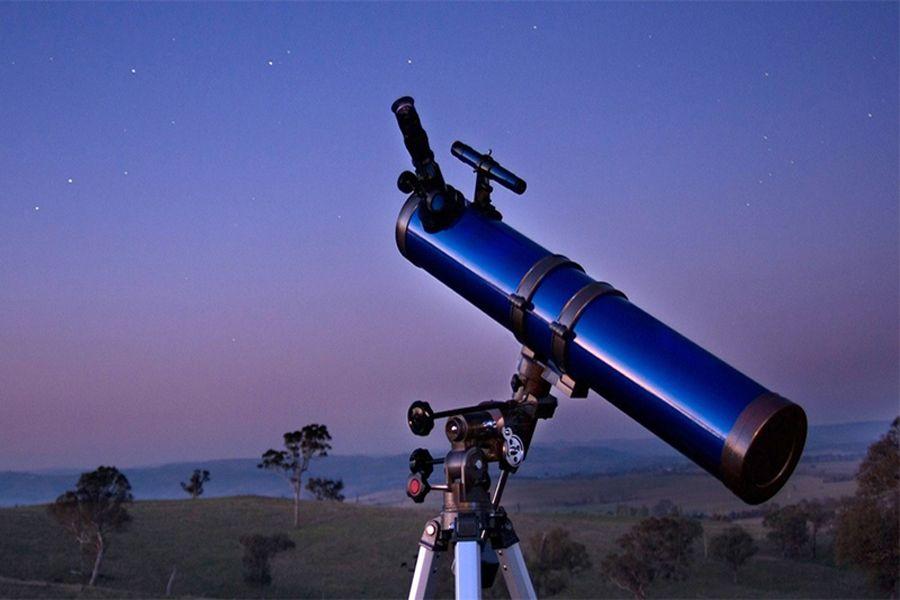 Ғарышқа саяхат: телескоп тарихы