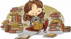 Кітапты 1 күнде оқып бітірем десеңіз...