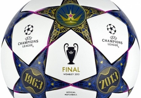УЕФА Чемпиондар Лигасының финалына жаңа доп шығарды