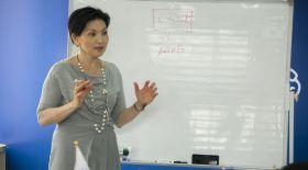 Лаззат Рамазанова әйел кооперациясының дамуы жайында: