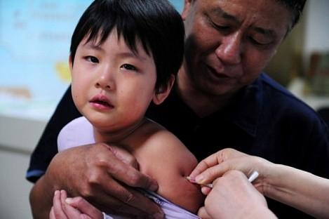 Қытайда Е гепатитіне қарсы әлемдегі ең бірінші вакцина шықты