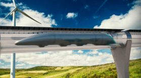 Болашақтың пойызы – Hyperloop
