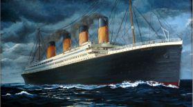 Бәссаудада – Титаник заттары