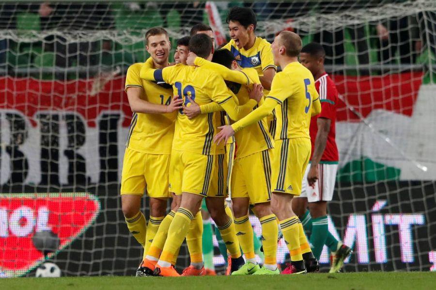Футболдан Қазақстан құрамасы Әзірбайжанмен жолдастық кездесу өткізеді