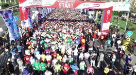 22 сәуір күні өтетін 6 марафон