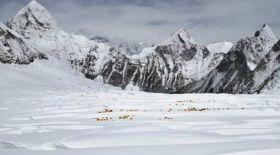 Мақсұт Жұмаев Эверестегі үшінші базалық лагерьге жетті