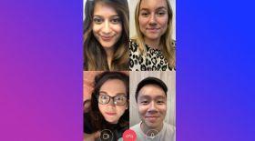 Instagram мен WhatsApp желісінде енді бірнеше адам видеоқоңырау арқылы байланыса алады