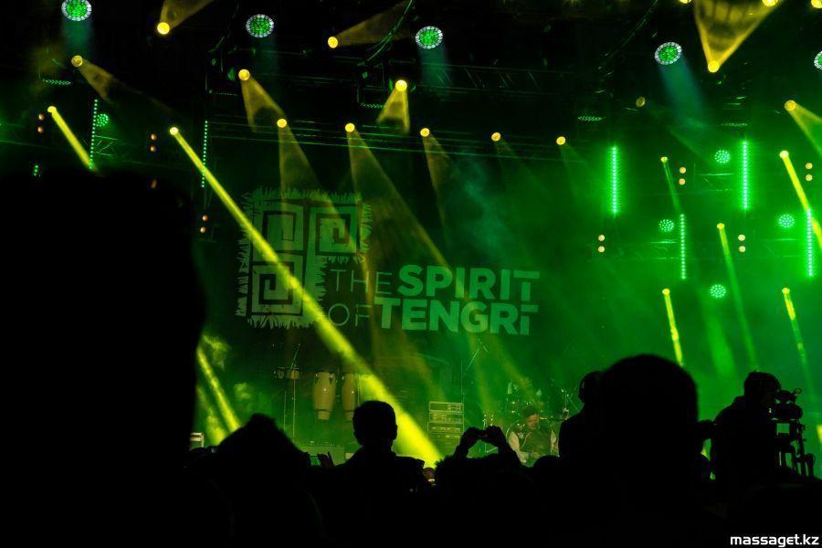 The Spirit of Tengri қонақтарын испан мақамы мен башқұрт этно-рок сарыны күтеді