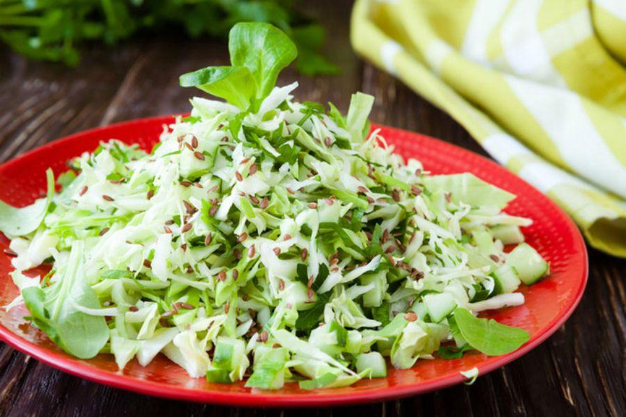 Көкөністі салаттар: 3 дәруменді тағам