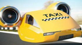 Ұшатын гибридті такси