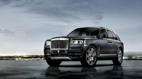Rolls-Royce жол талғамайтын жаңа автокөлік шығарды