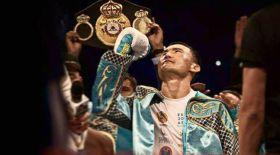 Қанат Ислам жапон боксшысымен жұдырықтасады