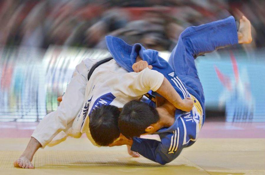 Жас қазақ дзюдошылары Азия чемпионатында 14 медаль жеңіп алды