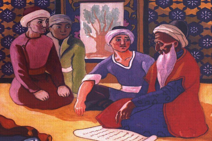 Қожа Ахмет Яссауидің нақыл сөздері