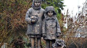 Соғыс жылдарындағы балалар