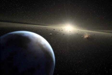 Ғалымдар пейнтболдың шарымен астероидтарды құртпақ