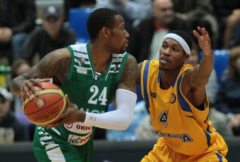 «Астана» баскетбол командасы үздік үштікте