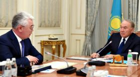 Елбасы Қорғаныс және аэроғарыш өнеркәсібі министрін қабылдады