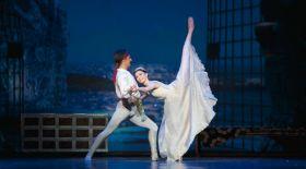 Қарақшылардың қиялшыл өмірі жайлы «Корсар» балетінің тұсауы кесіледі