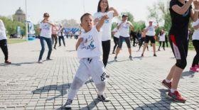 Астана парктерінде жексенбілік жаттығулар маусымы басталады