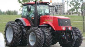 Швейцариялық азамат Ресейдегі әлем чемпионатына трактормен барады