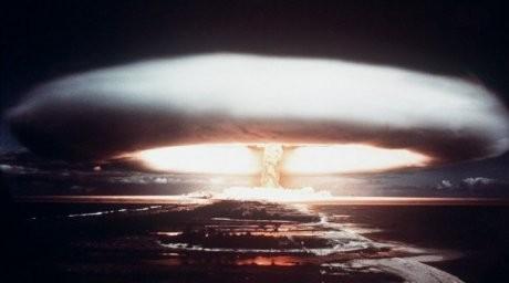 Гаагада адамзат атомдық қаруға қарсылығын білдірді