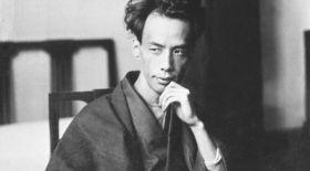 Рюноскэ Акутагава.
