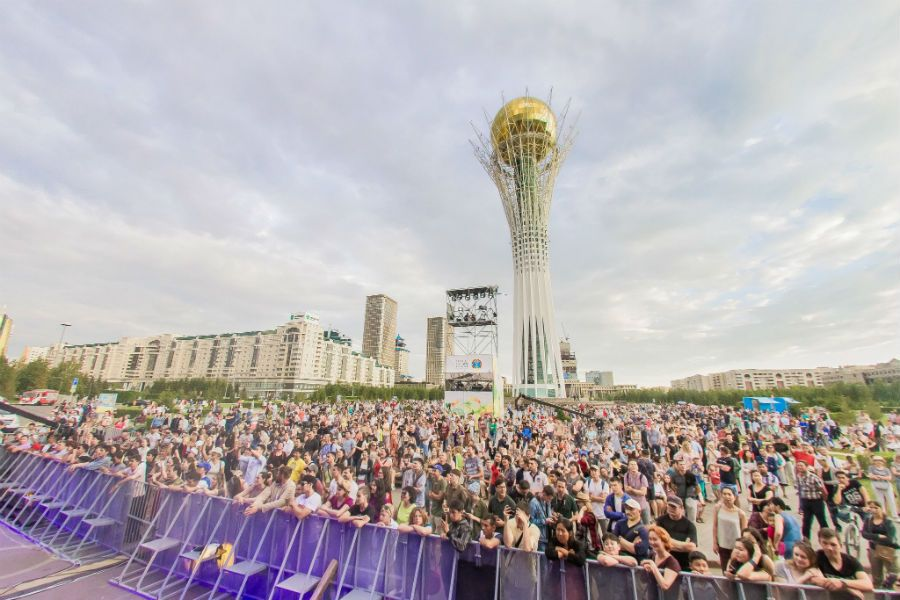 The Spirit of Astana 2018. Елорданың 20 жылдығына арналған сый