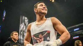 Садриддин Ахмедов Жанқош Тұраровтан жеңілген боксшымен жұдырықтасады