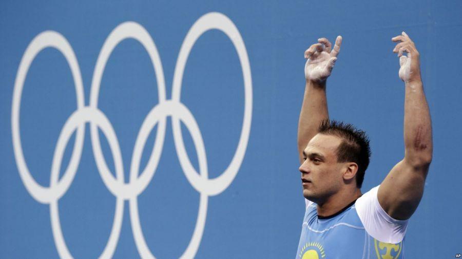 Илья Ильин спортқа қайта оралды