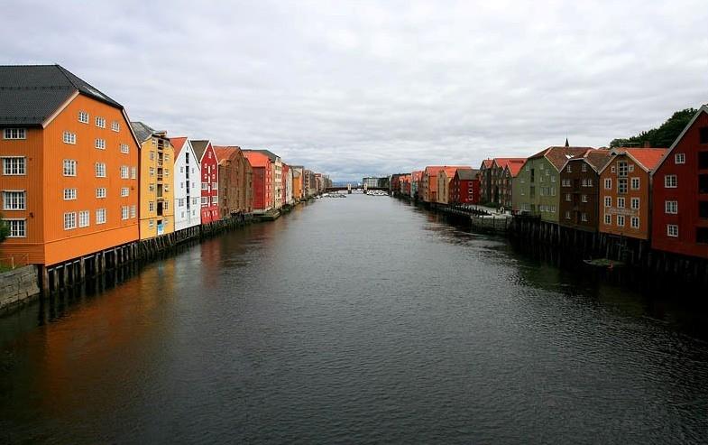 Гүлденген елдер тізімінде Норвегия бірінші