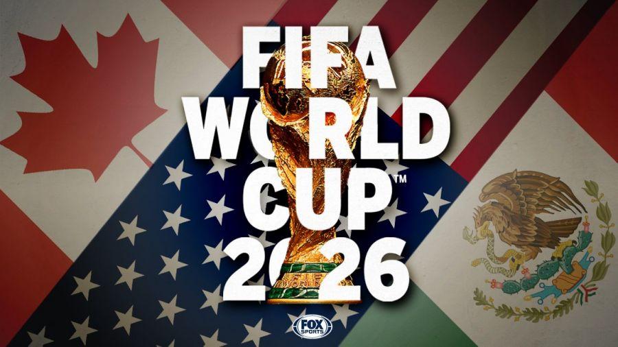 Футболдан 2026 жылғы әлем чемпионаты үш елде өтеді