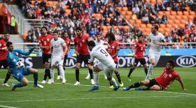 Уругвай құрамасы Египетті соңғы минутта сан соқтырды