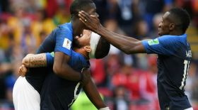 Франция құрамасы топтағы бірінші ойында жеңіске жетті