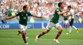 Мексика құрамасы әлем чемпиондарын ұтты