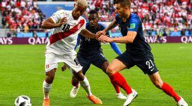 Франция 1/8 финалға жолдама алды