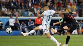 Хорватия Аргентина құрамасын ойсырата ұтты